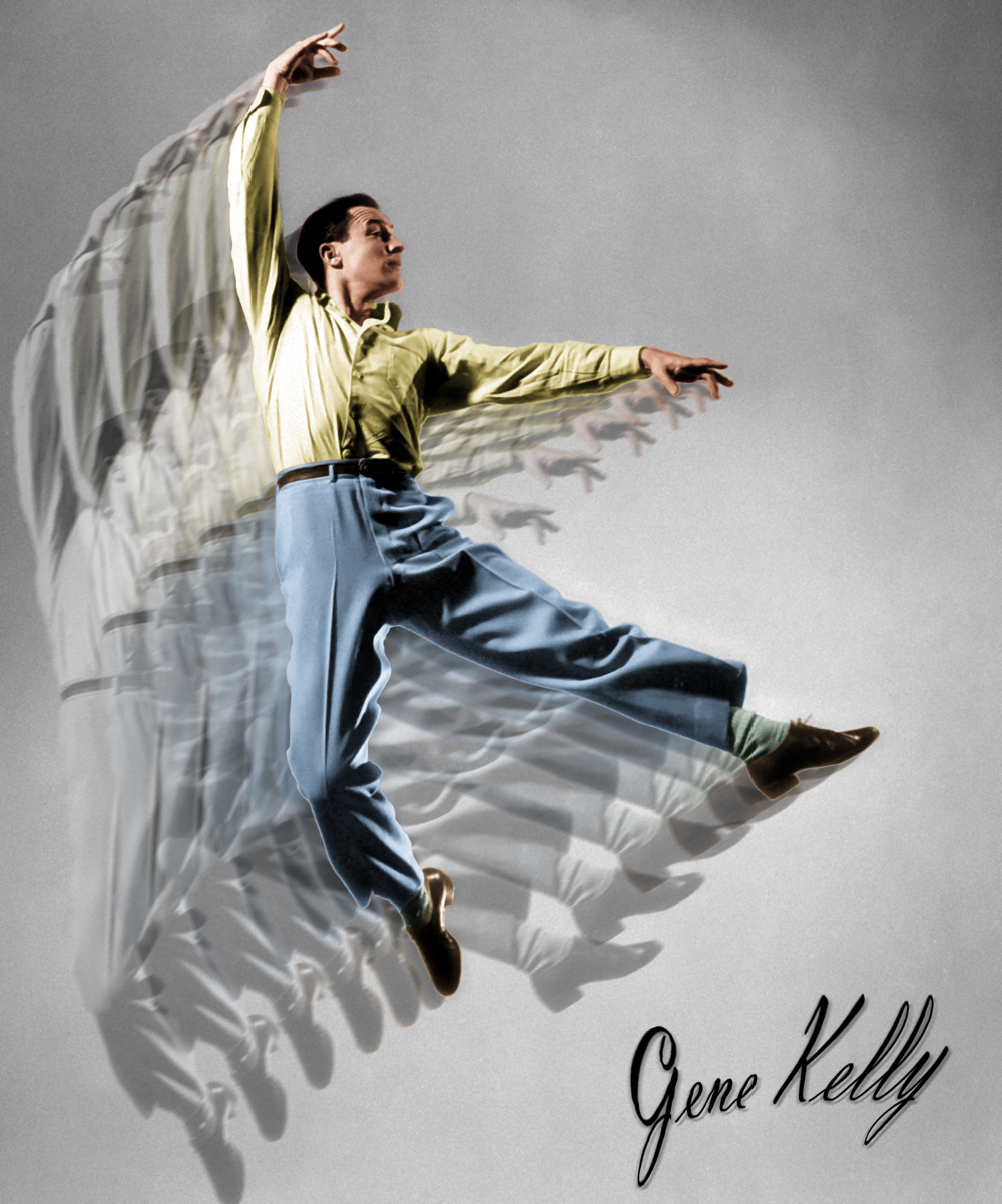 Gene Kelly - Picture Gallery